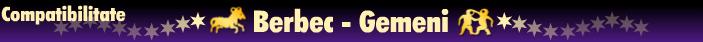Horoscop - Compatibilitatea berbec-gemeni